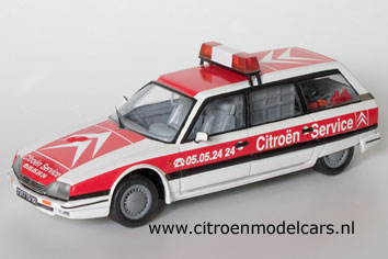 CITROËN et son service CX_Break_Assistance