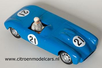 Citroën et Charles DEUTSCH & René BONNET - 1938 > 1949 DB5