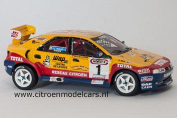 4 X 4 >> Citroën Xantia Sport