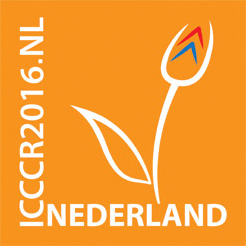ICCCR 2016 will be held in the Netherlands
